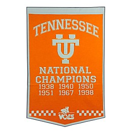 University of Tennessee Dynasty Banner