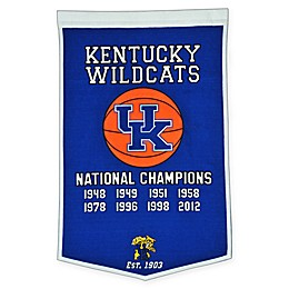 University of Kentucky Dynasty Banner