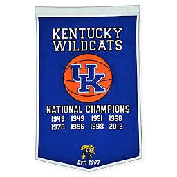 University of Kentucky Dynasty Banner