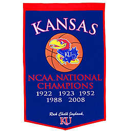 University of Kansas Dynasty Banner