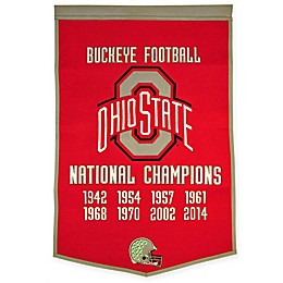 Ohio State University Dynasty Banner