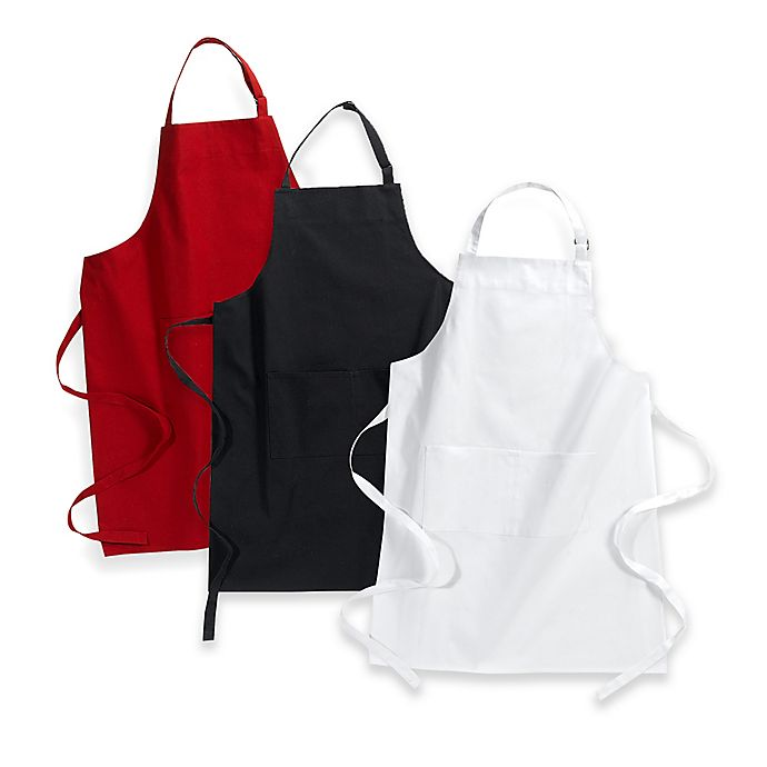 Alternate image 1 for Kitchensmart® Solid Apron