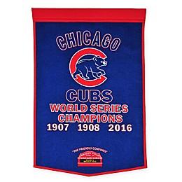 MLB Chicago Cubs Banner
