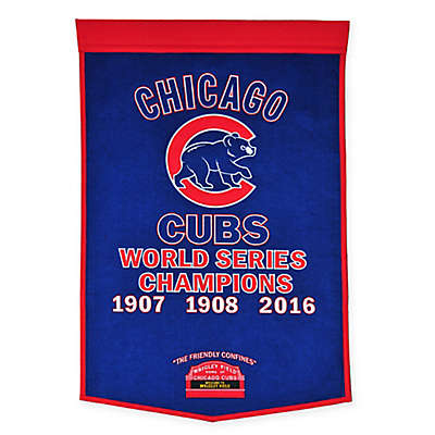 MLB Chicago Cubs Banner