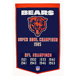 NFL Chicago Bears Dynasty Banner