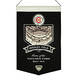 MLB Chicago Cubs Wrigley Field Stadium Banner