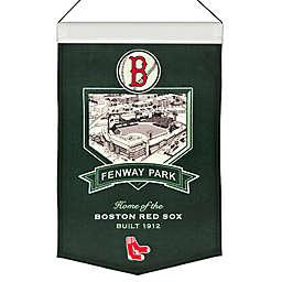 MLB Boston Red Sox Fenway Park Stadium Banner