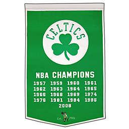 NBA Boston Celtics Dynasty Banner