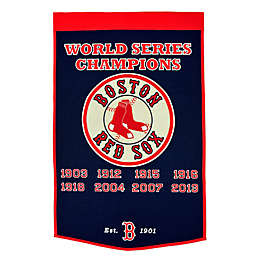 MLB Boston Red Sox Dynasty Banner