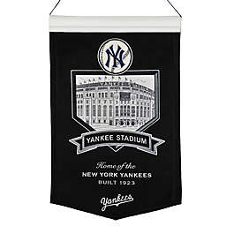 MLB New York Yankees Stadium Banner