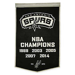 NBA San Antonio Spurs Dynasty Banner