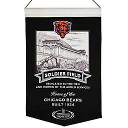 NFL Chicago Bears Soldier Field Stadium Banner