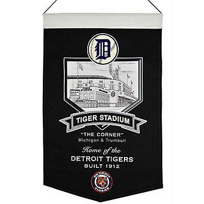 MLB Detroit Tigers Stadium Banner