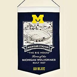 University of Michigan Stadium Banner