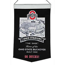 Ohio State University Stadium Banner