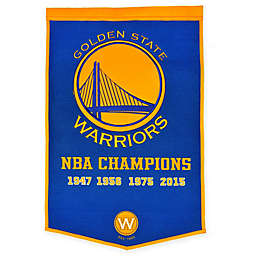 NBA Golden State Warriors Dynasty Banner