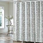 J. Queen New York™  Mika Shower Curtain in Sea Foam