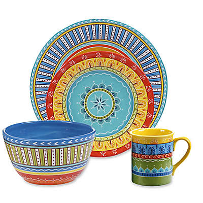 Certified International Valencia Dinnerware Collection