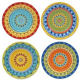 Certified International Valencia Dessert Plates (Set of 4)