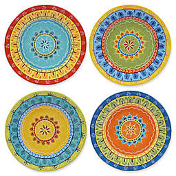 Certified International Valencia Dessert Plates (Set of 4)