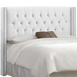 Skyline Furniture Drexel California King Headboard in White