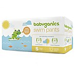 Babyganics® 12-Count Small Color Changing Disposable Swim Diapers