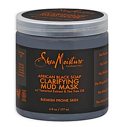 SheaMoisture® 6 oz. African Black Soap Clarifying Mud Mask
