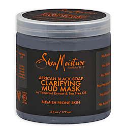 SheaMoisture® 6 oz. African Black Soap Clarifying Mud Mask