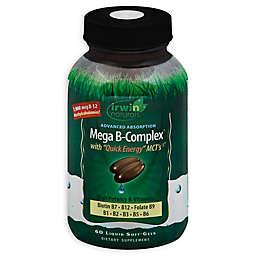 Irwin Naturals® 60-Count Mega B-Complex™ Liquid Softgels