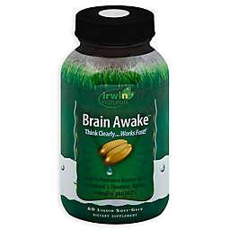 Irwin Naturals® 60-Count Brain-Awake™ Liquid Softgels