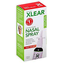 Xlear® 1.5 oz. All Natural Saline Nasal Spray