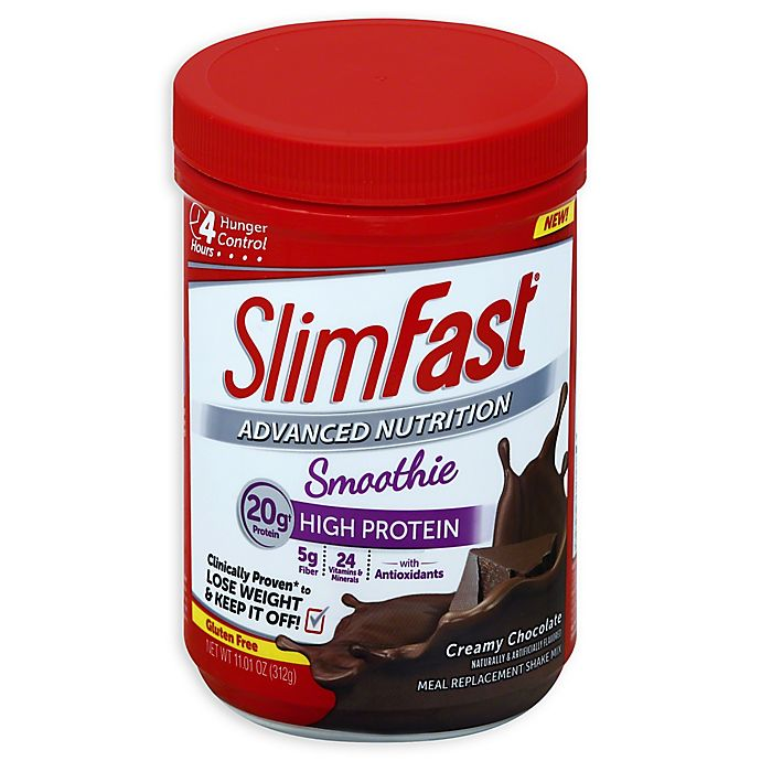 Smoothie Shake Mix in Creamy Chocolate