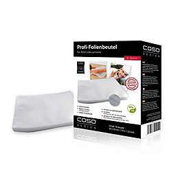 Caso® 7.9-Inch x 11.8-Inch 50-Pack Vacuum Bags