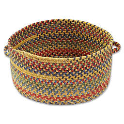 Capel Rugs High Rock Braided Basket