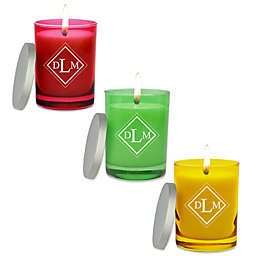 Carved Solutions Gem Collection Modern Diamond Soy Wax Candle