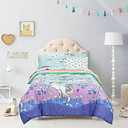 Kidz Mix Magical Unicorn Kids Bedding Collection