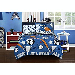Game Day Sports Kids Bedding Collection