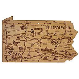 Totally Bamboo® Pennsylvania Destination Cutting Board