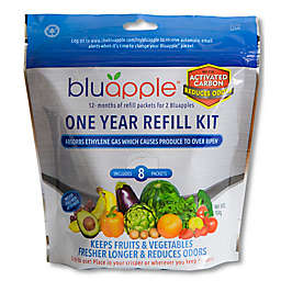 Bluapple® 1-Year Refill Kit with Activated Carbon