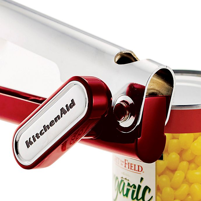 KitchenAid® No-Mess No-Stress Can Opener | Bed Bath & Beyond on t-fal can opener, best can opener, toucan can opener, food network can opener, softworks can opener, side can opener, electric can opener, red can opener, henckels can opener, imperial can opener, fissler can opener, panasonic can opener, black and decker can opener, manual can opener, sharp can opener, le creuset can opener, disney can opener, rimless can opener, bodum can opener, conair can opener,