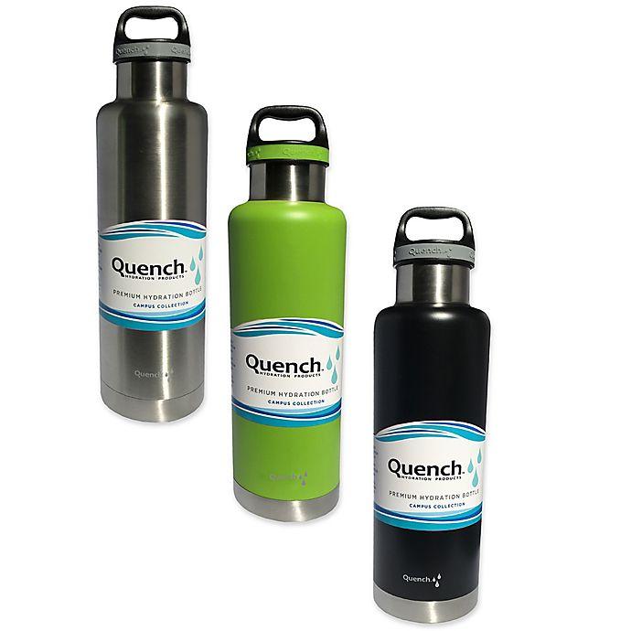 Quench Campus Premium Water Bottle Bed Bath Amp Beyond