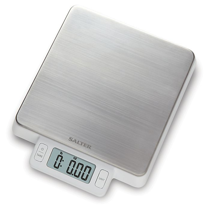 2e1dddf578ba Salter® High Precision Stainless Steel Digital Kitchen Food Scale in ...