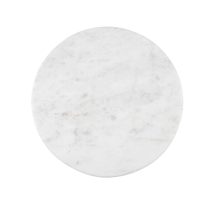 Alternate image 1 for Artisanal Kitchen Supply® White Marble Trivet