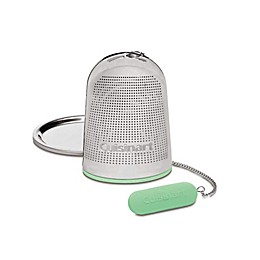 Cuisinart® Perfectsteep™ Tea Bag Infuser in Stainless Steel/Green