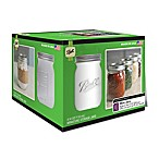 Ball® Glass Mini Storage Jars (Set of 4)