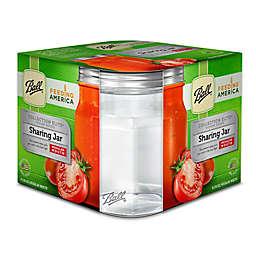 Ball® Glass Regular Mouth Jars (Set of 4)