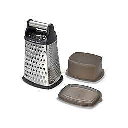 KitchenAid® Gourmet Box Grater in Black