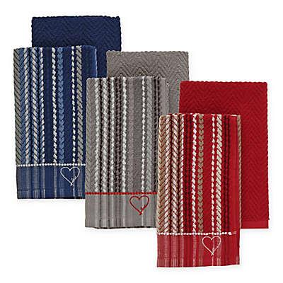 ED Ellen DeGeneres™ 2-Pack Kitchen Towels Set