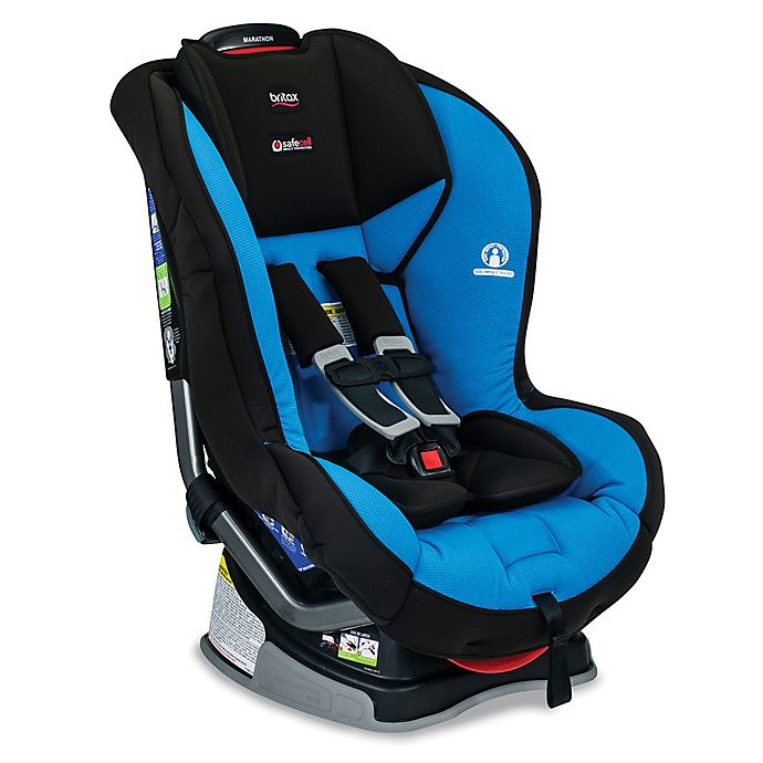 Alternate image 1 for BRITAX® Marathon (G4.1) XE Convertible Car Seat in Azul
