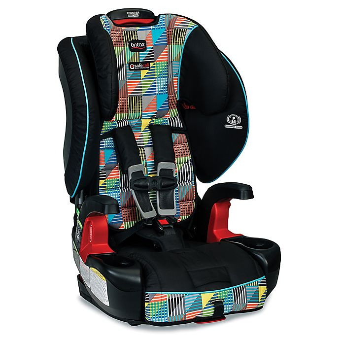 Alternate image 1 for BRITAX Frontier® ClickTight XE Series Harness-2-Booster Seat with Mat & Shades in Vector